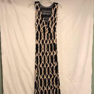 Macbeth collection maxi dress